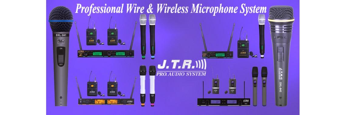 میکروفون+jtr